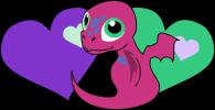 pink dragon divide