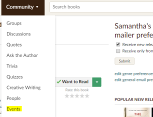 Goodreads: A Guide To Maximize Your Experience – Fictionally Sam