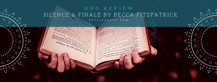 Reviews – Fictionally Sam